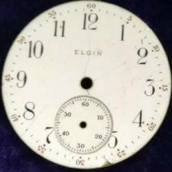 Elgin Grade 113 Pocket Watch