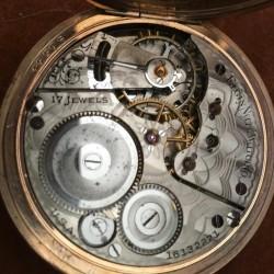 Elgin Grade 386 Pocket Watch