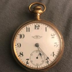 Ball - Hamilton Grade 999E Pocket Watch