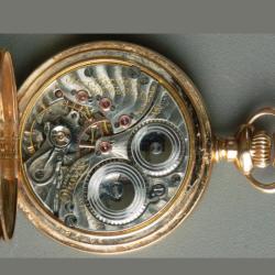 Ball - Waltham Grade Queen Pocket Watch