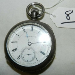 Hampden Grade No. 54 Pocket Watch