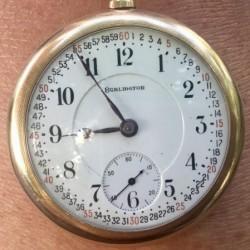 Illinois Grade 108 Pocket Watch