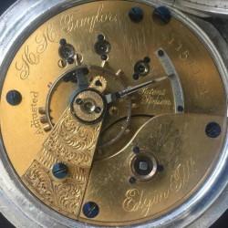 Elgin Pocket Watch #1151121