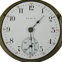 Elgin Grade 288 Pocket Watch