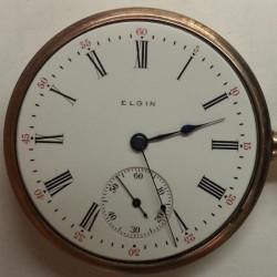 Elgin Grade 339 Pocket Watch