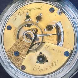 Elgin Pocket Watch #260451