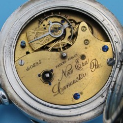 Lancaster Watch Co. Grade New Era Pocket Watch