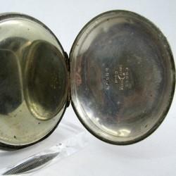 Hampden Grade Gladiator Pocket Watch