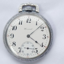 E. Howard Watch Co. (Keystone) Grade Series 4 Pocket Watch