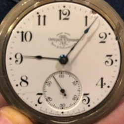 Ball - Hamilton Grade 999B Pocket Watch