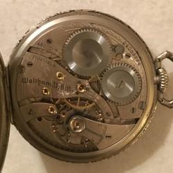 Waltham Grade No. 1235 Pocket Watch