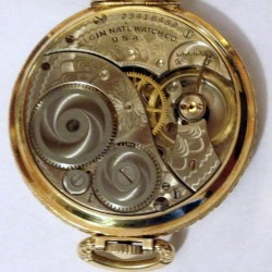 Elgin Pocket Watch #23416452