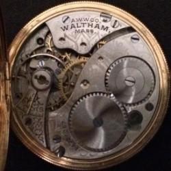 Hamilton Pocket Watch #14726067