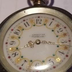 Waltham Grade J Pocket Watch