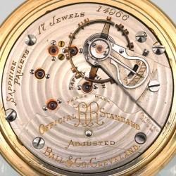 Ball - Hamilton Grade 999B Pocket Watch