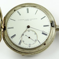 Charles Fasoldt Grade  Pocket Watch Image