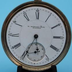 E. Howard & Co. Grade Series VIII Pocket Watch