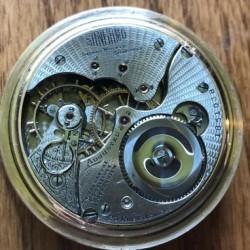 Illinois Grade Sangamo Pocket Watch