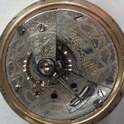 Elgin Grade 252 Pocket Watch