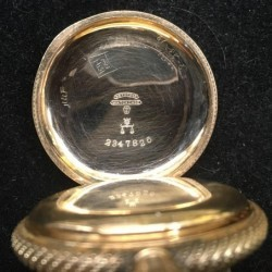 Elgin Grade 120 Pocket Watch