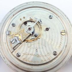 Hampden Pocket Watch #1258122