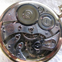 Illinois Grade 409 Pocket Watch