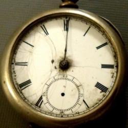 Waltham Grade Broadway Pocket Watch