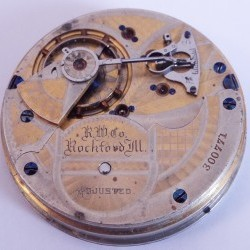 Rockford Grade 70 Pocket Watch
