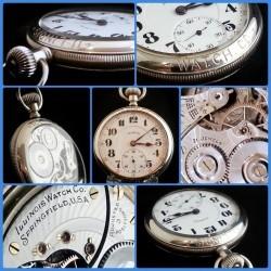 Illinois Grade 806 Pocket Watch