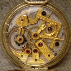 Dudley Watch Co. Grade  Pocket Watch