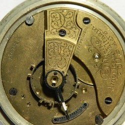 Waltham Grade No. 1 Pocket Watch
