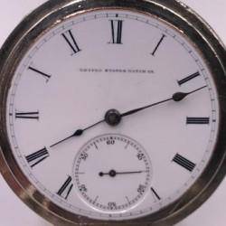 U.S. Watch Co. (Marion, NJ) Grade John W. Lewis Pocket Watch