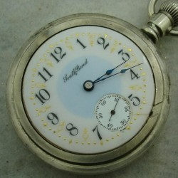 South Bend Grade 332 Pocket Watch