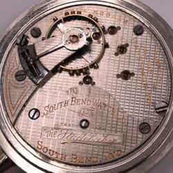 South Bend Grade 323 Pocket Watch