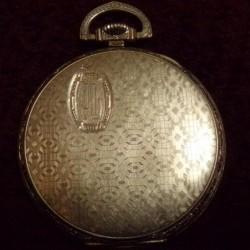 E. Howard Watch Co. (Keystone) Grade Series 12 Pocket Watch