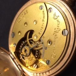 Columbus Watch Co. Pocket Watch Grade Unknown #201102