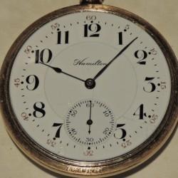 Hamilton Grade 970 Pocket Watch