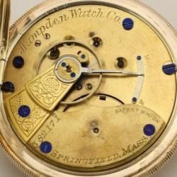 Hampden Pocket Watch #382171