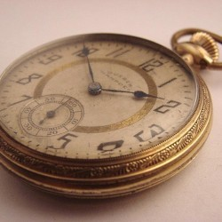Hampden Grade No. 108 Pocket Watch