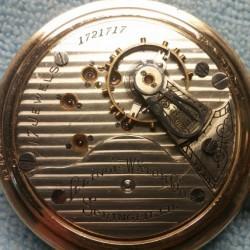 Illinois Grade 69 Pocket Watch