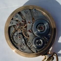 Elgin Pocket Watch #3862834