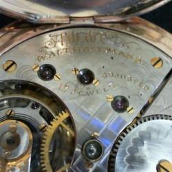 Waltham Pocket Watch #7228357