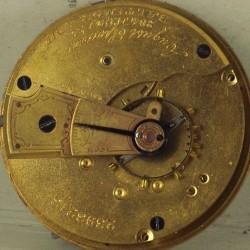 Waltham Grade Sterling Pocket Watch
