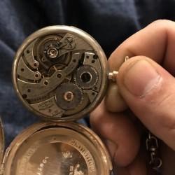 Hamilton Grade 900 Pocket Watch