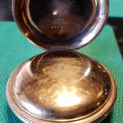 Waltham Grade No. 35 Pocket Watch