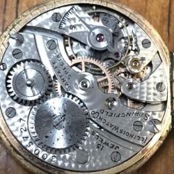 Illinois Grade 903 Pocket Watch