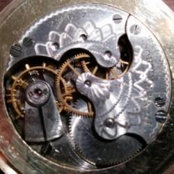 Waltham Pocket Watch #7380771