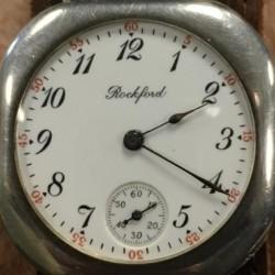 Rockford Grade 164 Pocket Watch