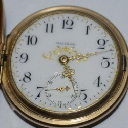 Waltham Grade No. 620 Pocket Watch