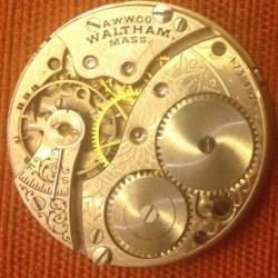 Waltham Grade No. 100 Pocket Watch